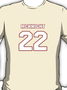 NFL Player Joe McKnight twentytwo 22 T-Shirt