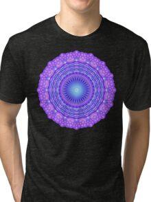 Time Rift Mandala Tri-blend T-Shirt