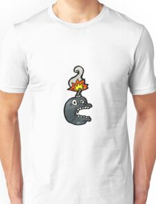 cartoon bomb Unisex T-Shirt