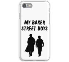My Baker Street Boys {FULL} iPhone Case/Skin