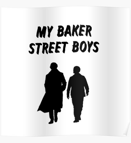 My Baker Street Boys {FULL} Poster
