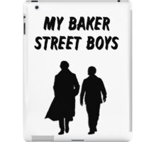 My Baker Street Boys {FULL} iPad Case/Skin