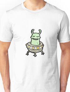 cartoon alien Unisex T-Shirt