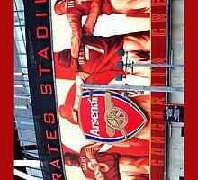Emirates Stadium by guners