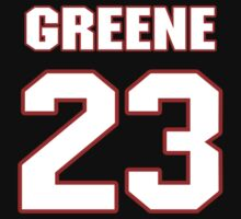 NFL Player Shonn Greene twentythree 23 by imsport