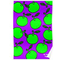 La Mela Isola - She'll Be Apples Poster Poster