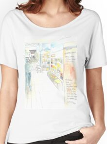 sketch_perth day1 Women's Relaxed Fit T-Shirt