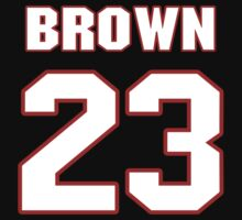 NFL Player Tarell Brown twentythree 23 by imsport