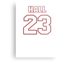 NFL Player DeAngelo Hall twentythree 23 Metal Print