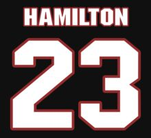NFL Player Jakar Hamilton twentythree 23 by imsport