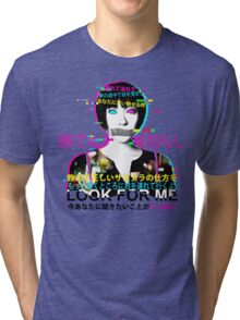 Look For Me Tri-blend T-Shirt