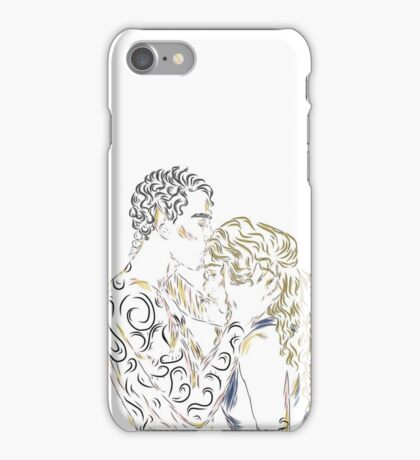 Feyre and Rhys iPhone Case/Skin