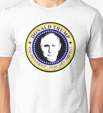 Trump Inauguration Seal - ONE:Print Unisex T-Shirt