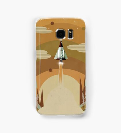 the adventure continues Samsung Galaxy Case/Skin