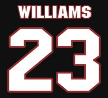 NFL Player Steve Williams twentythree 23 by imsport