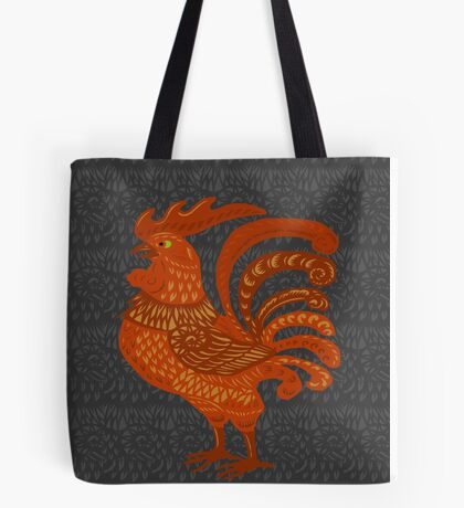 Chicken Year Tote Bag