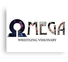 A Wrestling Visionary - Kenny Omega Canvas Print
