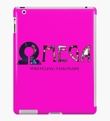 A Wrestling Visionary - Kenny Omega iPad Case/Skin
