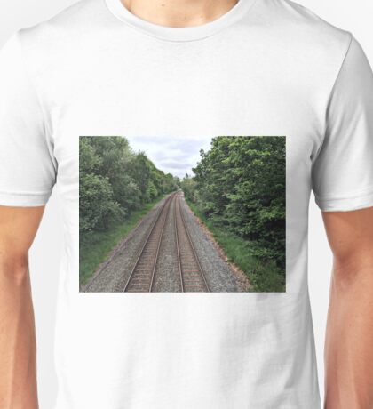 Train in the distance Unisex T-Shirt
