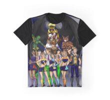 Stars of Destiny - Book One Cast Graphic T-Shirt