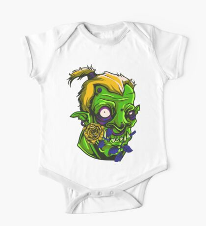 LOVE GHOUL - ZOMBIE One Piece - Short Sleeve