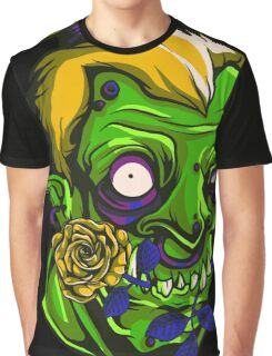 LOVE GHOUL - ZOMBIE Graphic T-Shirt