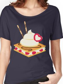 Delicate cake Women's Relaxed Fit T-Shirt