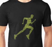Healthy Reach Power Energy Running Unisex T-Shirt