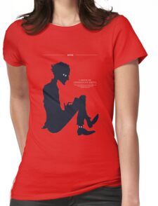 A Series of Unfortunate Events Womens Fitted T-Shirt
