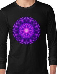 Velvet Star Mandala Long Sleeve T-Shirt