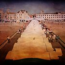 Weston Super Mare pier by Lissywitch