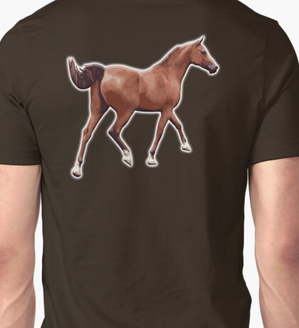 RACE HORSE, HORSE, Racing Horse, Ride, Rider Unisex T-Shirt