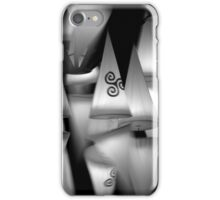 Triskel Lantern iPhone Case/Skin