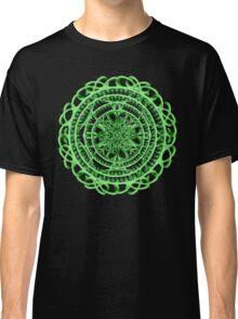 Verdant Mandala Classic T-Shirt