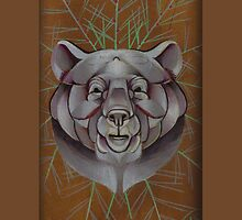 bear animal totem by resonanteye