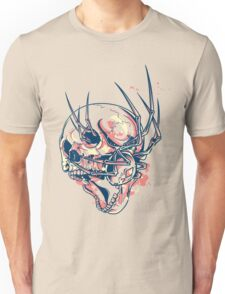 THE SPIDER AND THE SKULL Unisex T-Shirt
