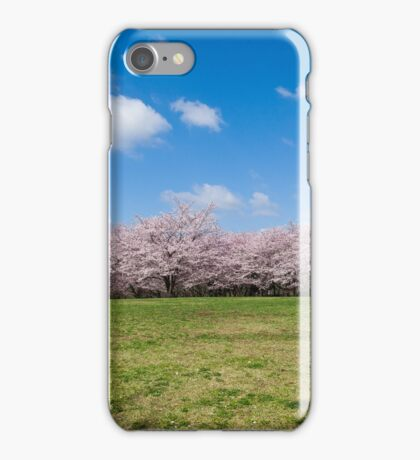 Cherry Field iPhone Case/Skin