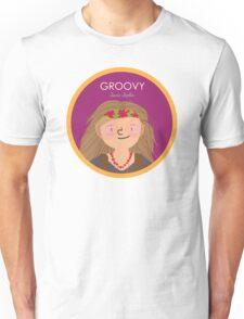Groovy like Janis Unisex T-Shirt