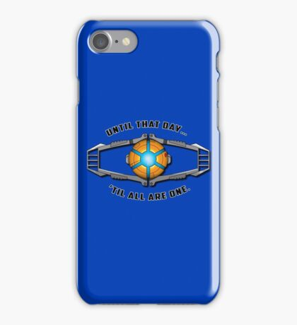 'Til All Are One iPhone Case/Skin
