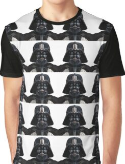 Low Poly Lord Vader Graphic T-Shirt