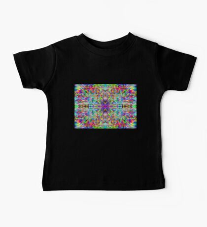 Psychedelic Baby Tee