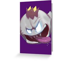 Ghost pacman Greeting Card