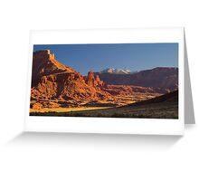 Scenic Utah Greeting Card