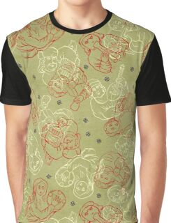 The Food of Love 2 Graphic T-Shirt