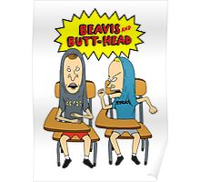 Beavis and butthead Poster