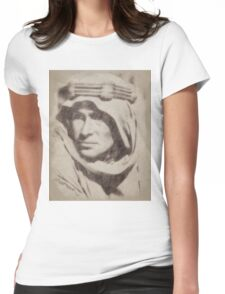 Peter O'Toole, Vintage Hollywood Actor Womens Fitted T-Shirt