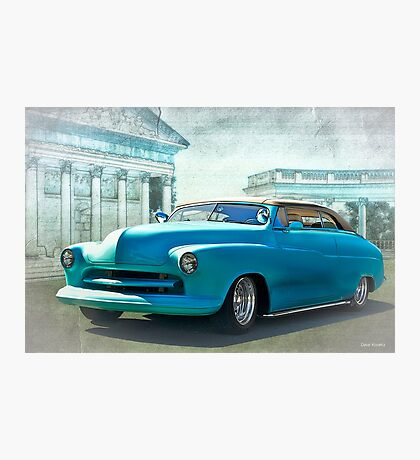 1950 Mercury 'Carson Top' Custom Photographic Print