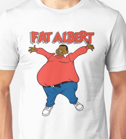 Fat albert and the cosby kids Unisex T-Shirt