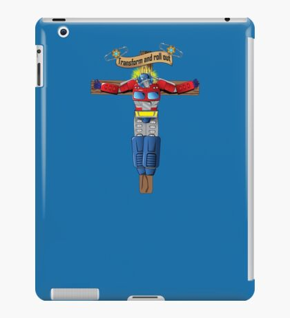 Roll Out! iPad Case/Skin