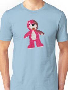 Pink Teddy Bear Breaking Bad Unisex T-Shirt